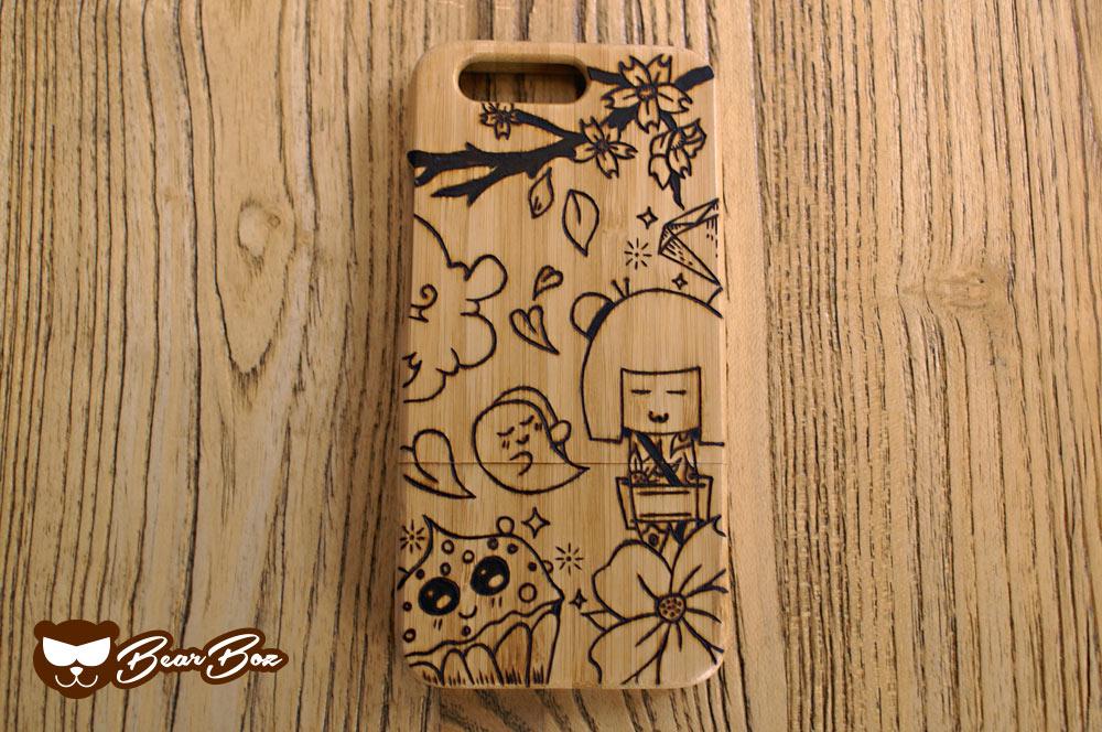 Voglia di primavera con la cover per cellulare SWEET DREAM JAPAN