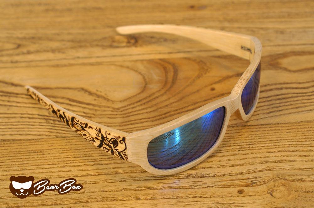 Personalizzare l'occhiale Bear Boz al 100%